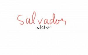 Salvador diktar utan TV