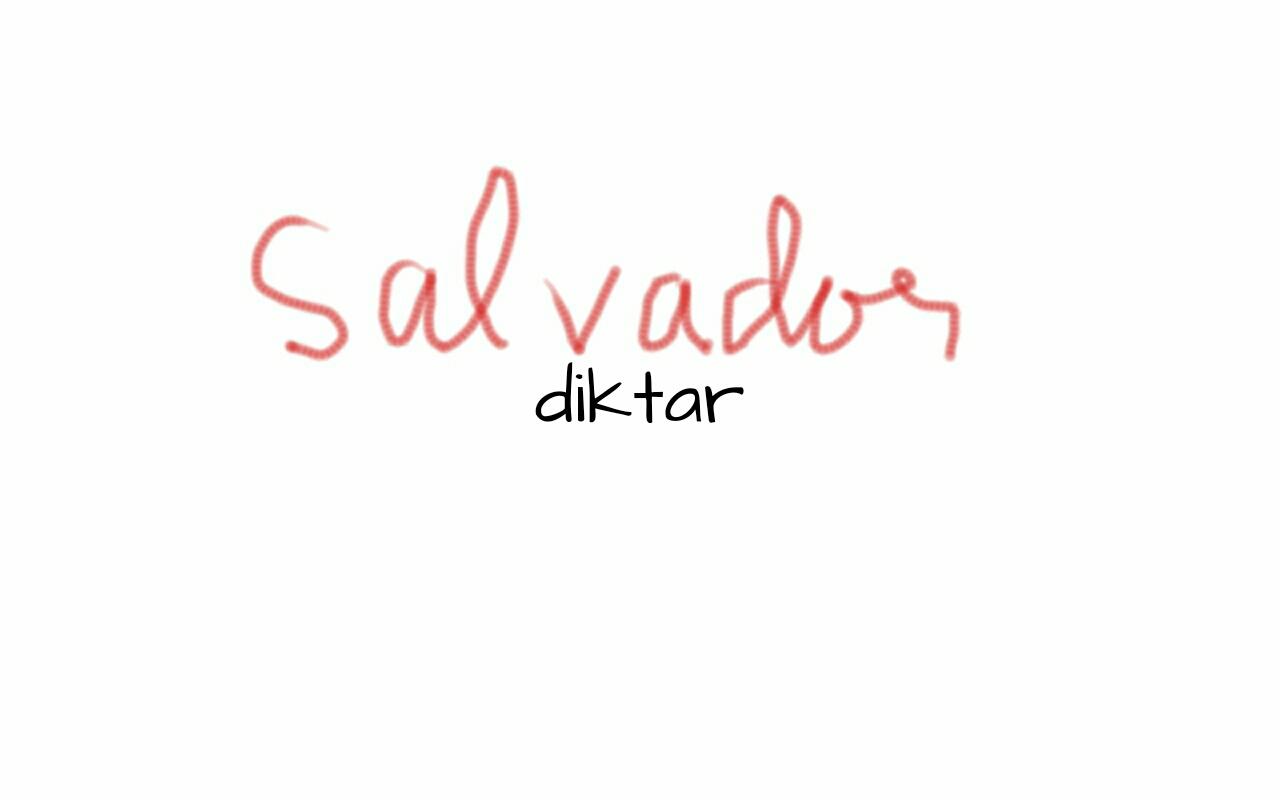 Salvador diktar
