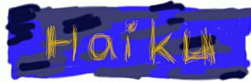 Knapp till diktsamlingen 'Haiku' av Poeten Salvador