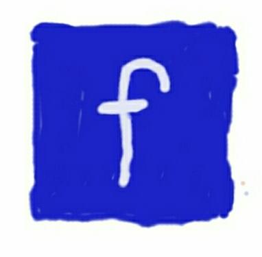 Knapp för Facebook